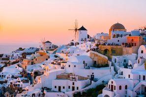 Grece-Athenes, Combiné hôtels Combiné Paros-Naxos-Amorgos