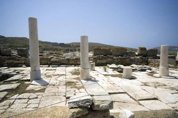 Monument - Combiné hôtels Combiné Paros-Naxos-Amorgos 3* Athenes Grece
