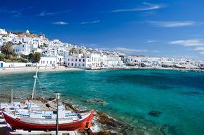 Vacances Longos: Combiné croisière et hôtel Splendeurs égéennes et Framissima Delphi Beach