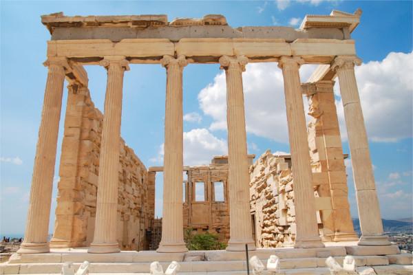 Monument - Combiné circuit et hôtel Grand Tour de Grèce et Framissima Dolce Attica Athenes Grece