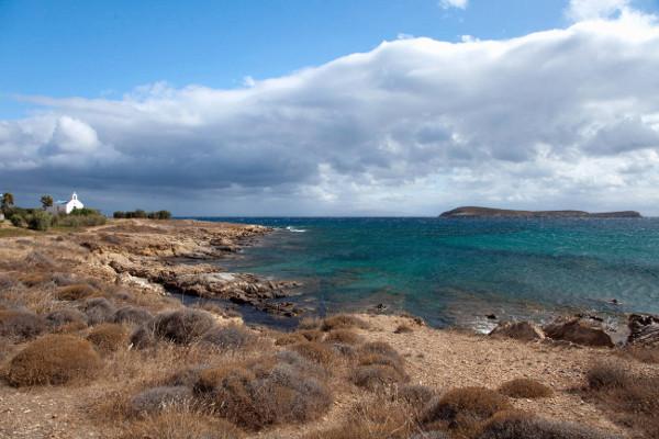 Plage - Circuit Les Cyclades, d'île en île et Framissima Dolce Attica Riviera Athenes Grece