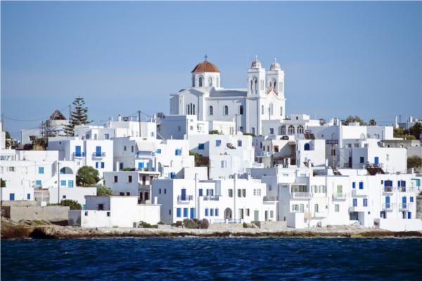 Ville - Circuit Combiné 2 îles Paros - Santorin en 8 jours 2* Athenes Grece