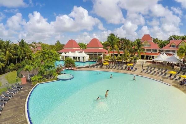 (fictif) - Combiné hôtels Pierre et Vacances : Guadeloupe et Martinique (studio 2 personnes) 3* Pointe A Pitre Guadeloupe