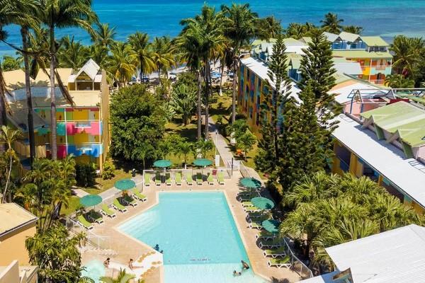 Piscine - Autotour 2 îles - Guadeloupe et Martinique au Karibea Amyris à Sainte Luce Pointe A Pitre Guadeloupe