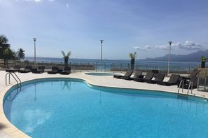 Guadeloupe-Pointe A Pitre, Combiné hôtels 2 îles: Guadeloupe et Martinique: Salako & Amyris