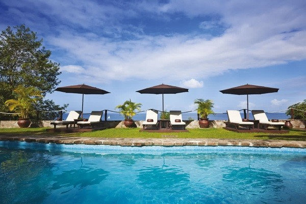 Piscine - Combiné hôtels Guadeloupe, Sainte Lucie, Martinique - Le Clipper, Ti Kaye Resort & Spa, Amandiers - 14 N Pointe A Pitre Guadeloupe