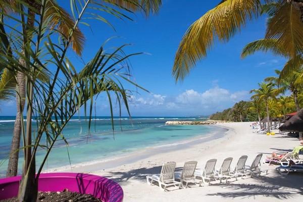 Plage - Combiné hôtels COMBINE PIERRE ET VACANCES : GUADELOUPE MARTINIQUE (Studio 2 personnes) 3* Pointe A Pitre Guadeloupe