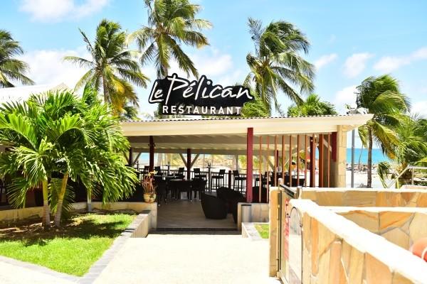 Restaurant - Combiné hôtels 2 îles - Guadeloupe et Martinique : Karibea Prao et Karibea Caribia 3* Pointe A Pitre Guadeloupe