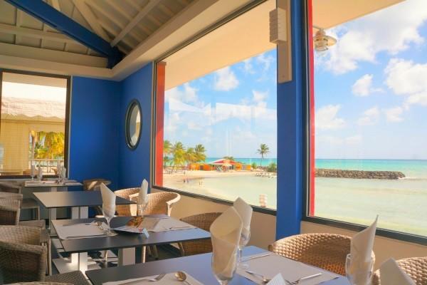 Restaurant - Combiné hôtels 3 îles - Guadeloupe + Sainte Lucie + Martinique : Karibéa Le Salako 3* + Ti Kaye Resort & Spa 4* + Karibéa Amyris 3* Pointe A Pitre Guadeloupe