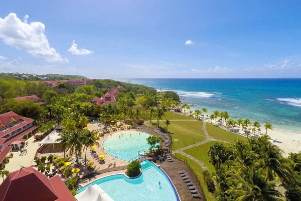 Vue panoramique - Combiné hôtels Pierre et Vacances : Guadeloupe et Martinique (appartement 2 personnes) 3* Pointe A Pitre Guadeloupe