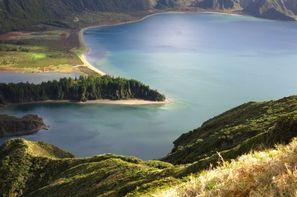 Iles Des Acores-Terceira, Combiné hôtels 2 iles Découverte des Açores