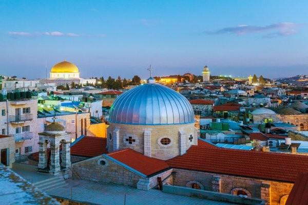 Ville - Circuit Terre Sainte et Extension Tel Aviv 3* sup Tel Aviv Israel