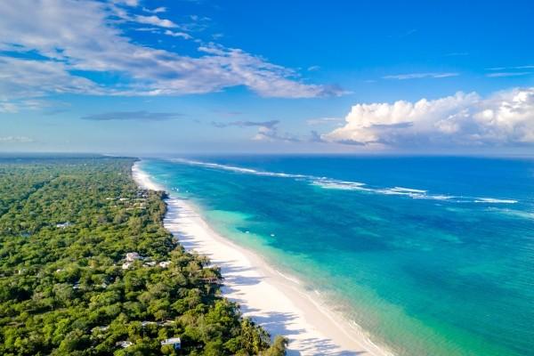 Plage - Hôtel Combiné Séjour Diani Sea Resort / Safari Big Five 4* Mombasa Kenya