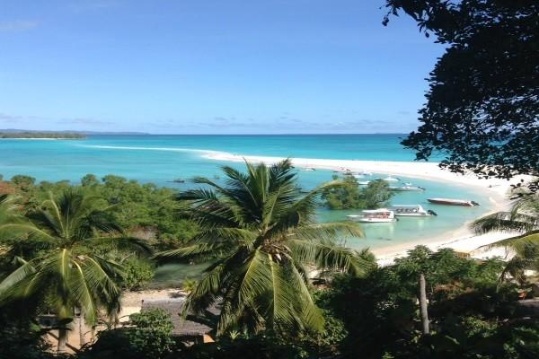 Plage - Combiné hôtels Madagascar- Nosy Be L'ile Aux Parfums Nosy Be Madagascar