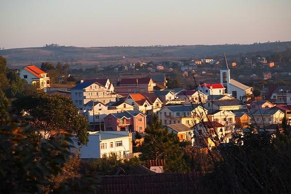 Ville - Combiné hôtels Madagascar- Nosy Be L'ile Aux Parfums Nosy Be Madagascar