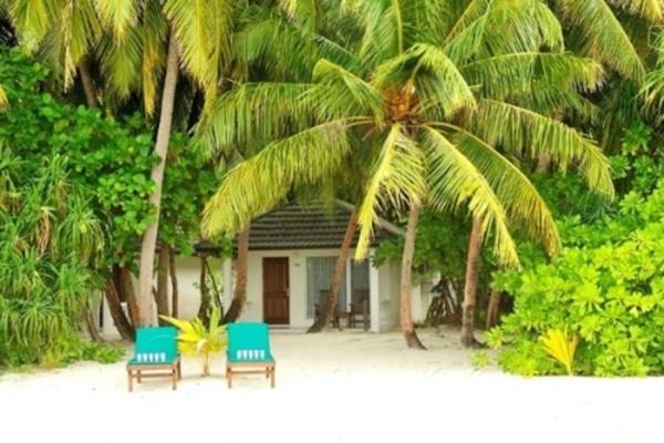 Plage - Maldives & Dubai - Holiday Island & Radisson Blu Dubai Waterfront