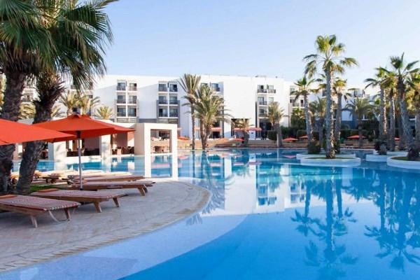 Piscine - Combiné hôtels Agadir / Marrakech : Kappa Club Royal Atlas Agadir 5* & Kappa Club Iberostar Palmeraie Marrakech 4* Agadir Maroc
