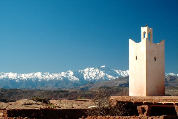 Nature - Combiné circuit et hôtel FRAM Boucles Sahariennes en 4x4 et Riu Tikida Dunas 4* Marrakech Maroc