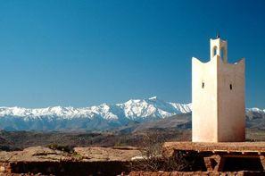 Vacances Marrakech: Combiné circuit et hôtel  Boucles Sahariennes en 4x4 et Framissima Les Idrissides & Spa (Labranda Rose)