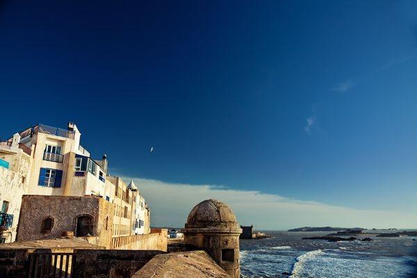Ville - Combiné hôtels De Essaouira à Marrakech : perle de l'Atlantique et ville rouge 4* Marrakech Maroc
