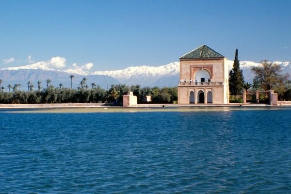 Ville - Combiné circuit et hôtel Grand Sud Marocain & Extension au Club Coralia Aqua Mirage Marrakech Marrakech Maroc