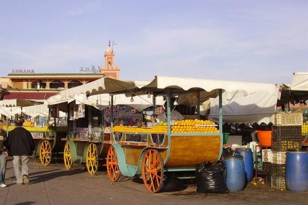 Ville - Combiné circuit et hôtel FRAM Les Villes Impériales et Framissima Royal Tafoukt 4* Marrakech Maroc