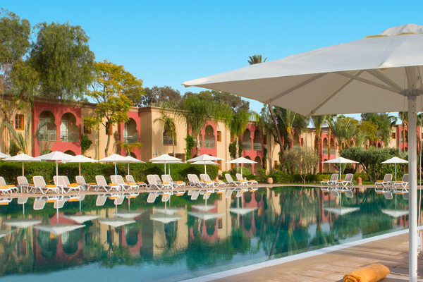 pisicne - Marrakech / Agadir : Kappa Club Iberostar Palmeraie Marrakech 4* Kappa Club Royal Atlas Agadir