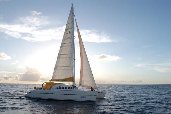 Bateau - Combiné croisière et hôtel Croisière Grenadines + Sejour à l'hôtel Bambou 2*