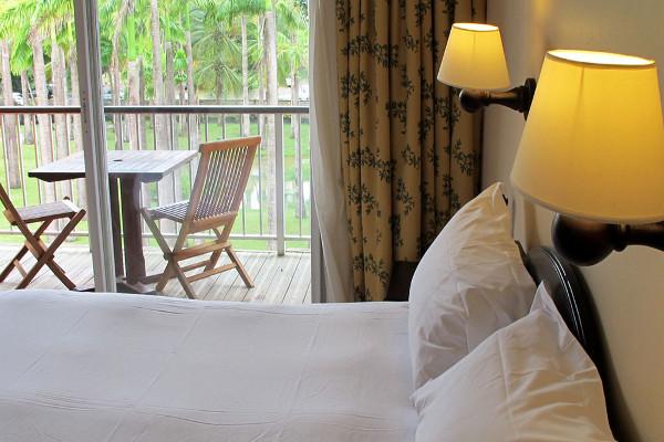 Chambre - Combiné hôtels 2 îles - Martinique et Guadeloupe : Bakoua et Auberge De La Vieille Tour 4* Fort De France Martinique