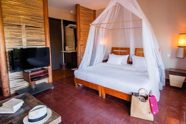 Chambre - Combiné hôtels 2 îles : Martinique et Ste Lucie - Cap Est Lagoon Resort & Spa + Ti Kaye Resort & Spa - 14 nuits 4* Fort De France Martinique