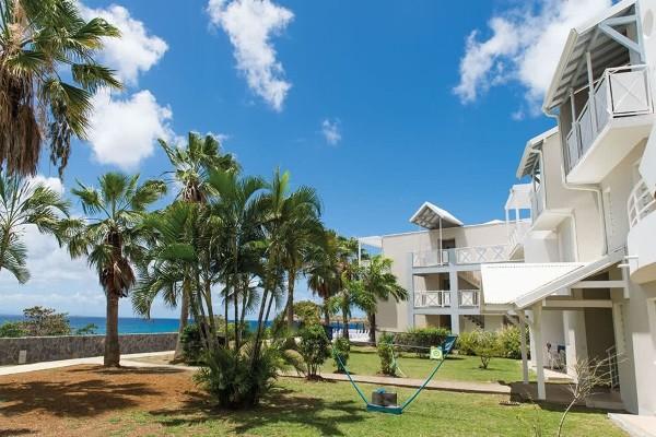 Facade - Combiné hôtels 2 îles - Martinique et Guadeloupe - Karibéa Amandiers + Karibéa Le Clipper 3* Fort De France Martinique