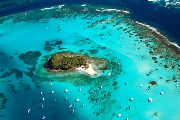 Ilot aux Grenadines
