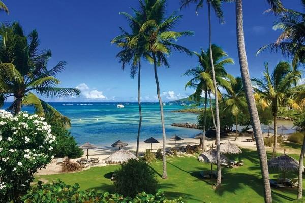 Plage - Combiné hôtels 2 îles : Martinique et Ste Lucie - Cap Est Lagoon Resort & Spa + Ti Kaye Resort & Spa - 14 nuits 4* Fort De France Martinique