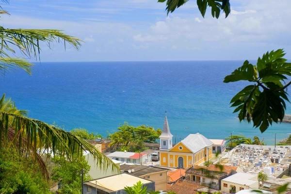 Ville - Circuit Echappée Martiniquaise Fort De France Martinique
