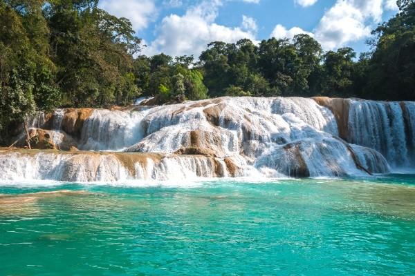 Nature - Combiné circuit et hôtel Les Merveilles du Yucatan + Riu Lupita Cancun Mexique