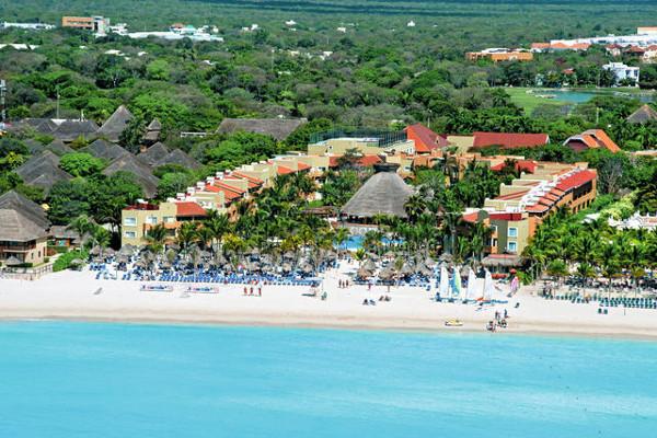 Plage - Combiné circuit et hôtel Inoubliables du Mexique + Extension Playa del Carmen Mexico Mexique