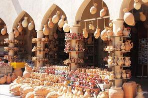 Oman-Mascate, Combiné circuit et hôtel Oman & Bravo Club Sifawy