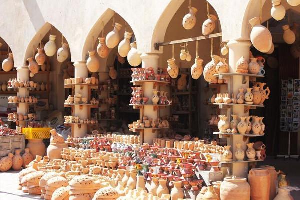 Ville - Combiné circuit et hôtel Oman & Bravo Club Sifawy