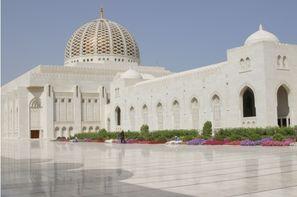 Oman - Mascate, Combiné circuit et hôtel Merveilles Omanaises