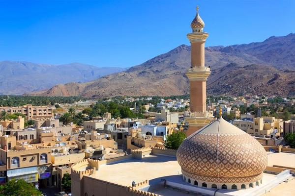 Ville - Combiné circuit et hôtel Oman & Bravo Club Salalah Mascate Oman