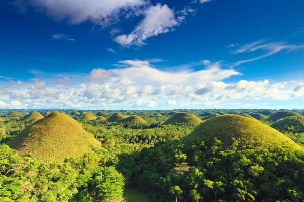 Nature - Combiné hôtels De Manille aux îles de Bohol et Cebu 3*/4* Manille Philippines