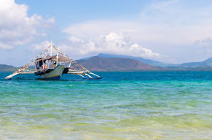 Philippines-Manille, Combiné hôtels - Coron & El Nido