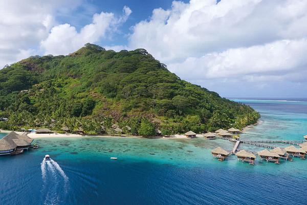 A renseigner - 5 Îles Royal : Tahiti + Moorea + Huahine + Bora Bora + Rangiroa