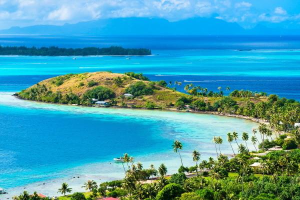 Nature - Combiné hôtels 3 îles : Tahiti, Moorea et Bora Bora 4* sup