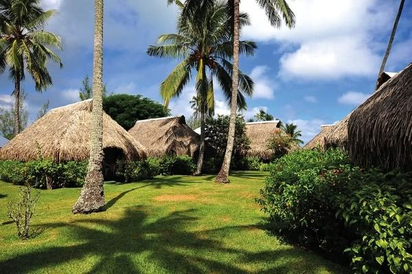 Facade - Combiné hôtels 4 Îles Royal : Tahiti + Moorea + Huahine + Bora Bora Papeete Polynesie Francaise
