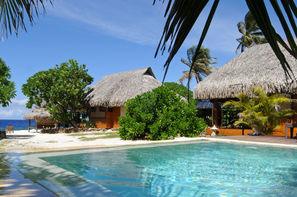Vacances Papeete: Combiné hôtels Deux îles Tahiti et Moorea en Pensions de Famille