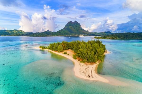 Plage - Combiné hôtels 4 îles : Tahiti – Huahine– Bora Bora – Moorea 3* sup