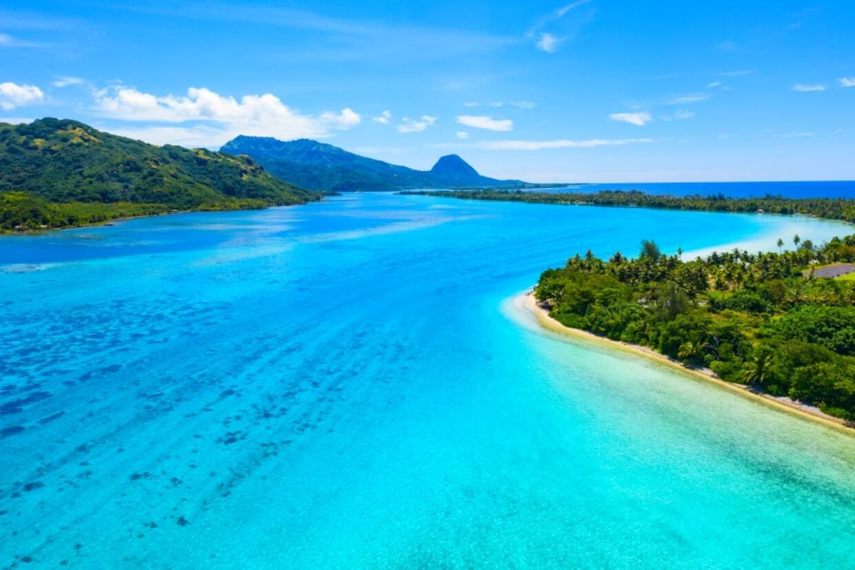 Plage - Combiné hôtels 4 îles : Tahiti – Huahine– Bora Bora – Moorea 3* sup Papeete Polynesie Francaise