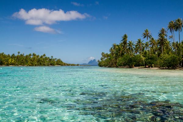 Plage - Combiné hôtels 4 îles : Tahiti - Moorea - Raiatea - Bora Bora Papeete Polynesie Francaise