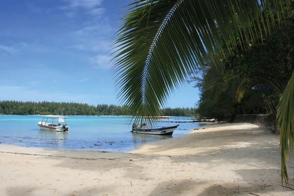 Plage - Combiné hôtels 4 Îles Royal : Tahiti + Moorea + Huahine + Bora Bora Papeete Polynesie Francaise